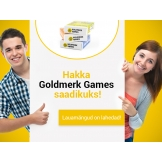 Hakka Goldmerk Games saadikuks!